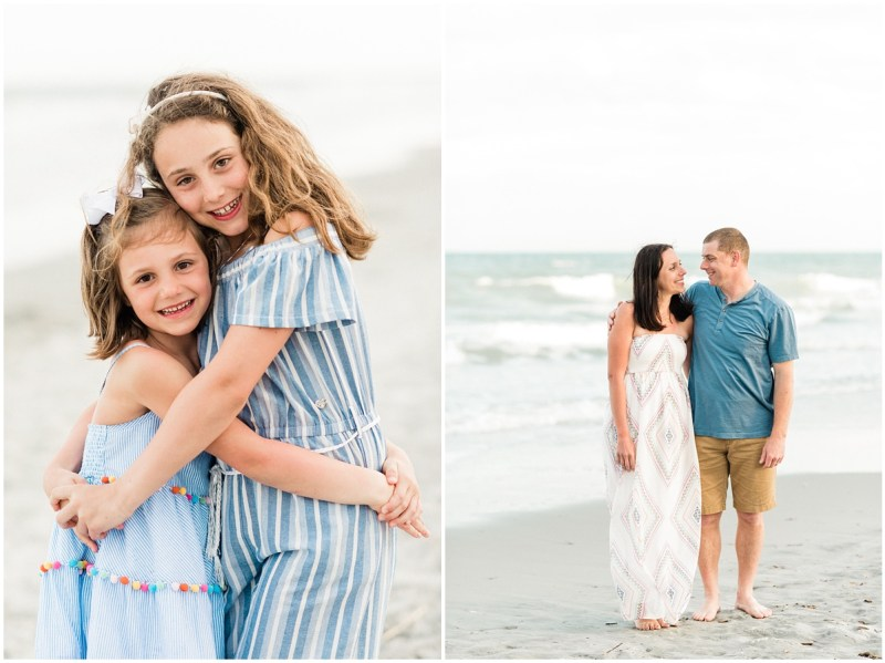 Surfside Beach Family Session South Carolina