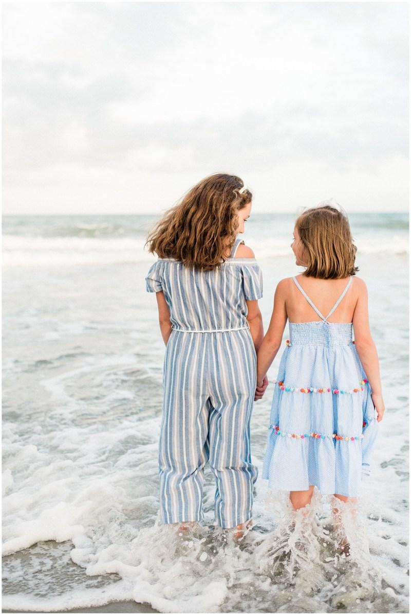 Surfside Beach Family Session SC