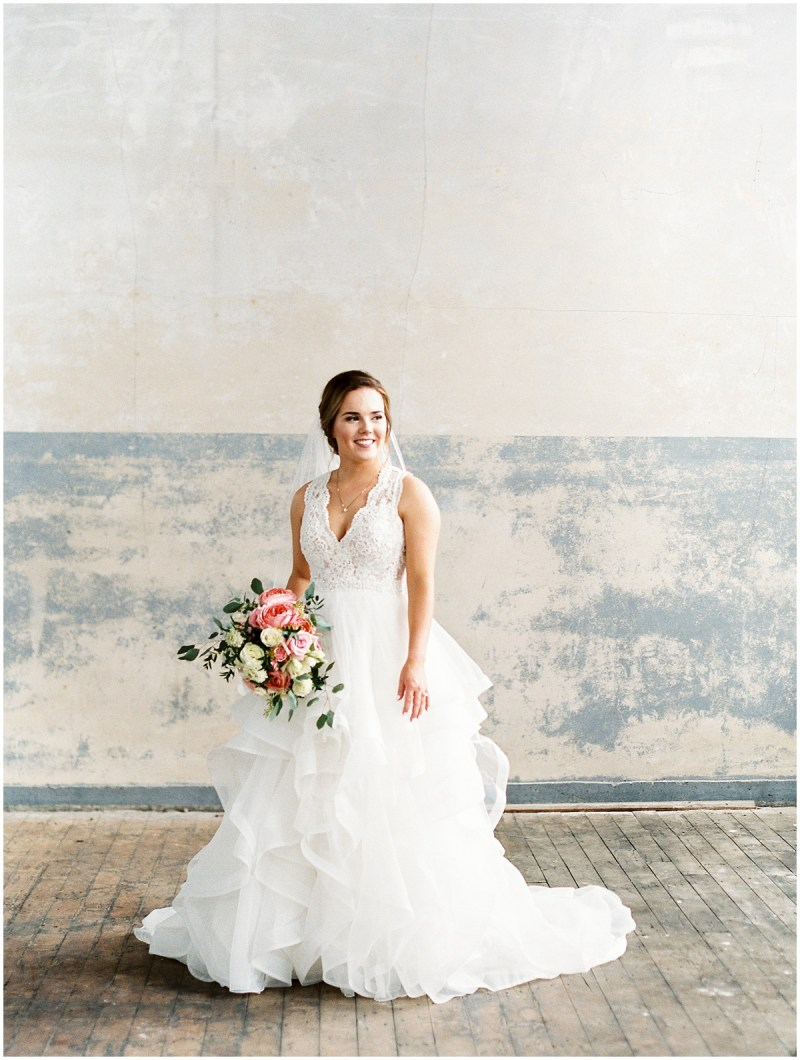 Taylors Mill Bridal Session film photography