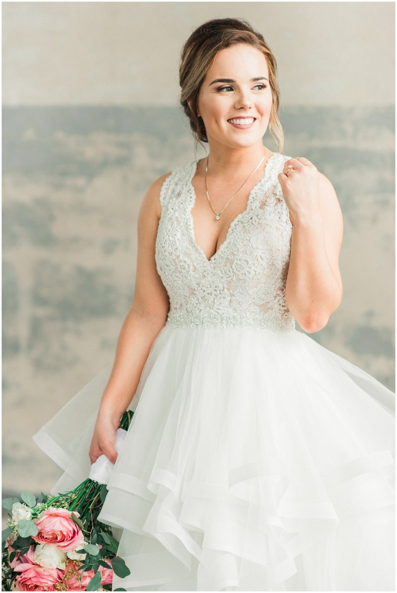 Greenville SC Bridal Session Inspiration