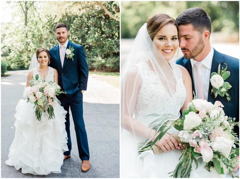 Duncan Estate Bride and Groom