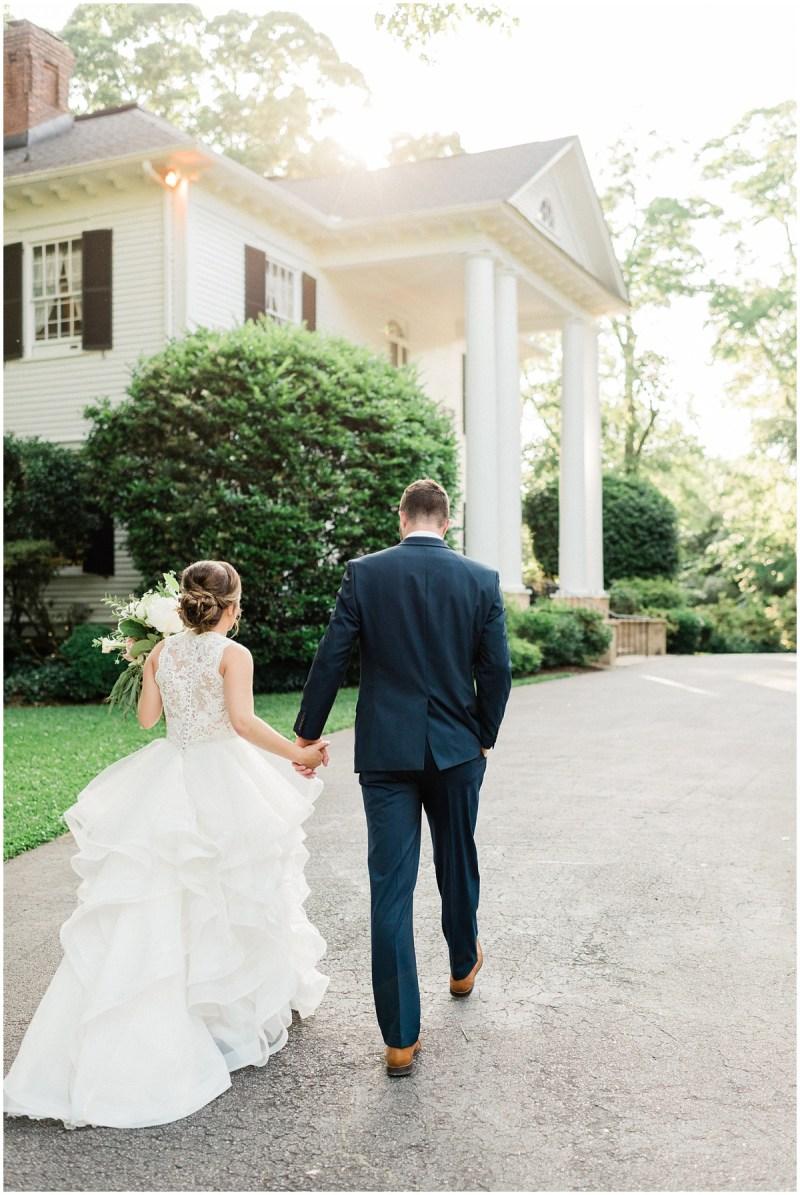 Duncan Estate Spartanburg SC Wedding