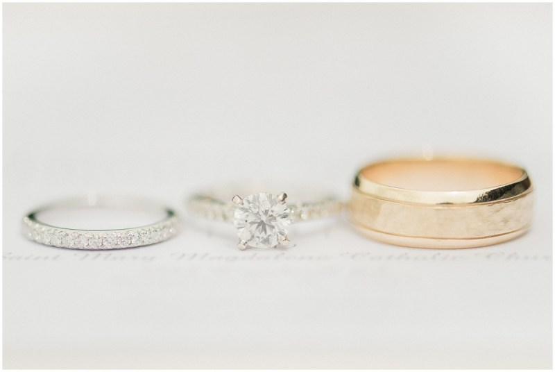 Wedding Ring details