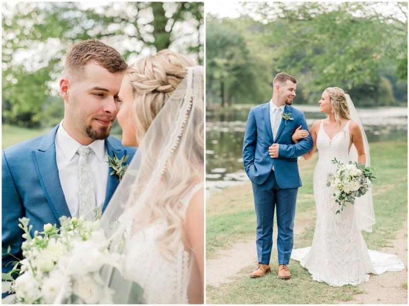 Wedding in Travelers Rest, SC