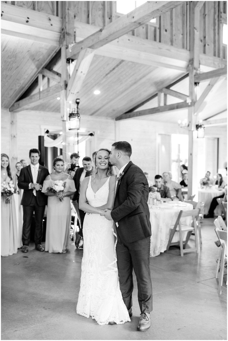 Travelers Rest Wedding | Reception Photos