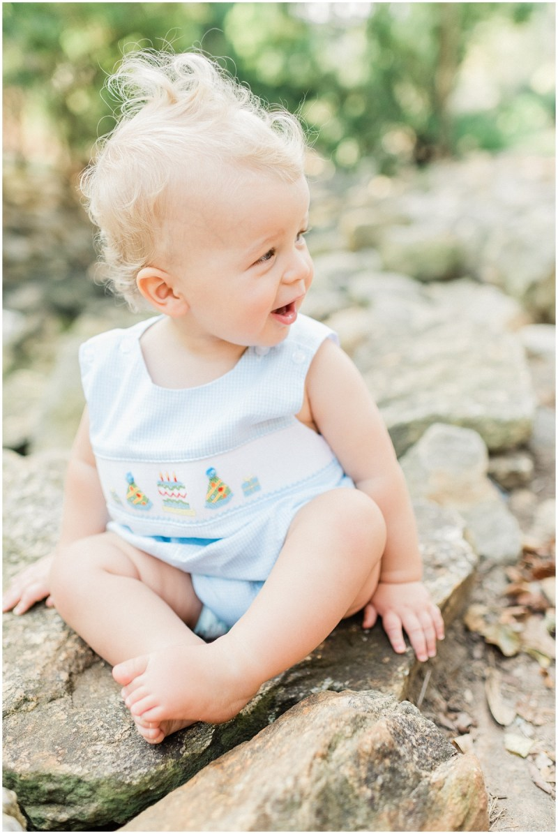 One Year Milestone Session | Greenville, SC