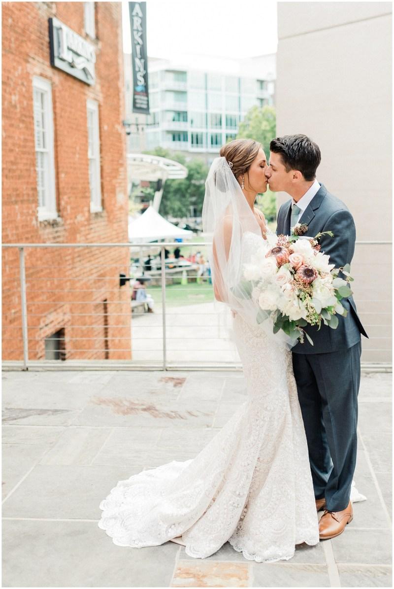 Fine art wedding | Greenville, SC