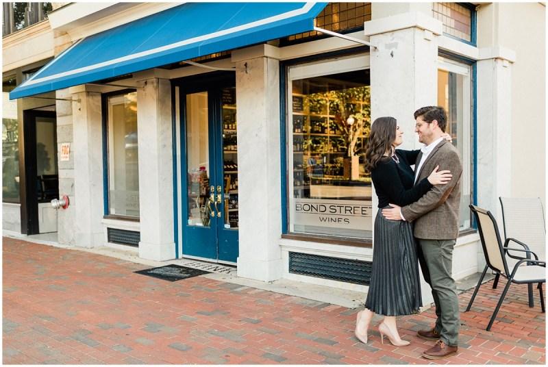 Spartanburg engagement photos