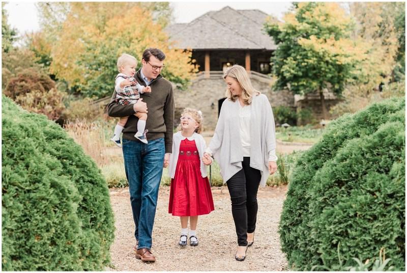 Fall Furman Family Photos