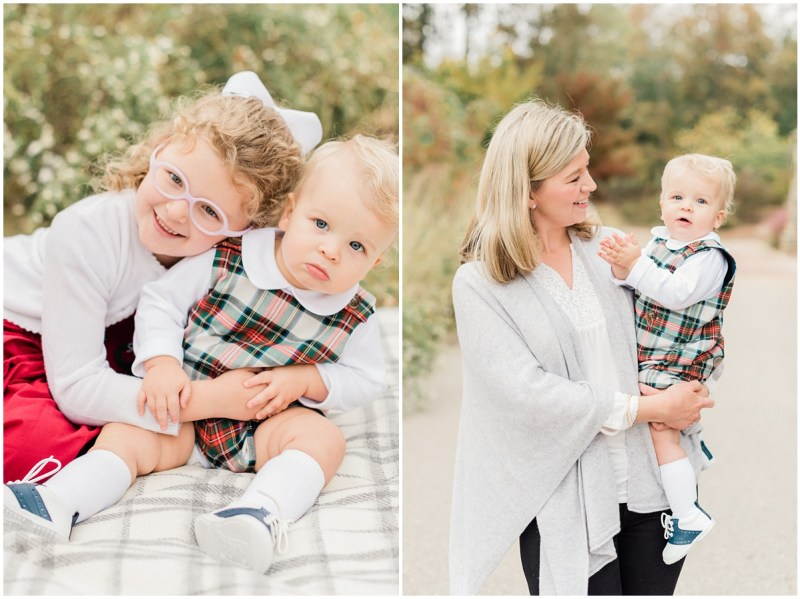 Holiday Themed Family Session