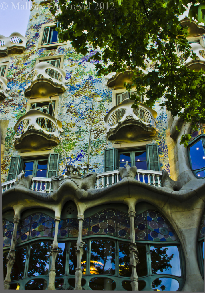 Travel In Spain, Barcelona Architecture Tour
