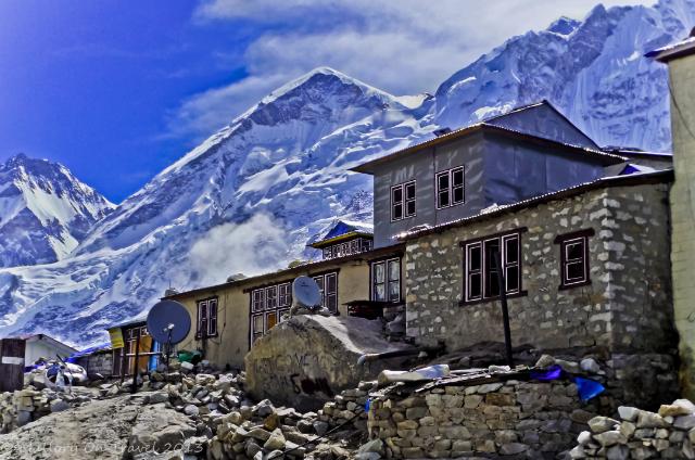 Travel Nepal Himalaya and Mount Everest base camp