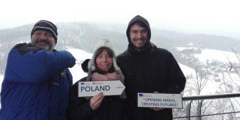Pobyt Irlandczyków w ramach projektu Erasmus +