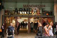 86cd585be6b2 The Arndale Manchester shopping centre guide