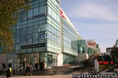 Westfield London shopping centre, home to 7000 jobs