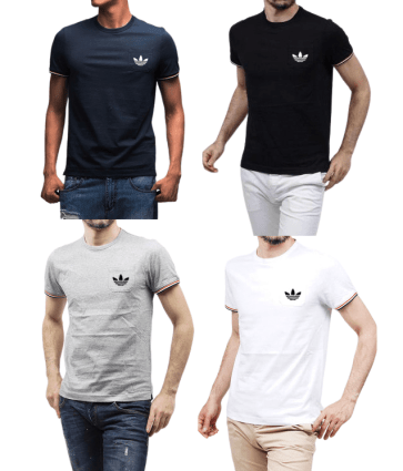 Adidas men women cloths