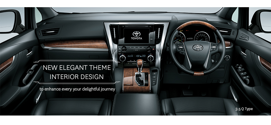 all new alphard interior brand camry hybrid toyota mall store indonesia advertisements