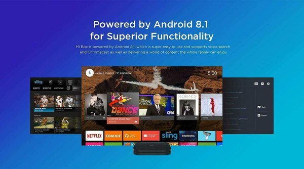 Xiaomi Mi TV Stick with Voice Remote - 1080P HD Streaming Media Player, Cast, Powered by Android TV 9.0 (US Version)