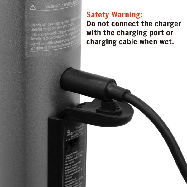 Segway Ninebot Official Charger for ES1/ES2/ES4 Electric Kick Scooters