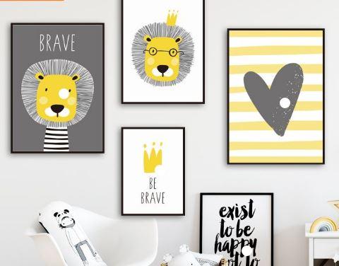 colores para cuartos bebes, montessori, ambiente preparado, pintar habitación bebe, maloo studio