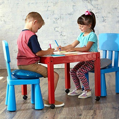 cojin de equilibrio, montessori, maloo studio,, asiento niños, asientos flexibles
