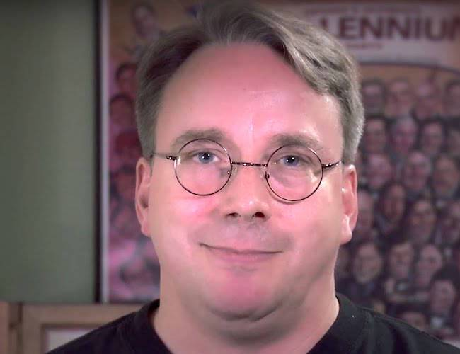 Shhhhh! If you're quiet, Linus Torvalds might release new a Linux • The Register