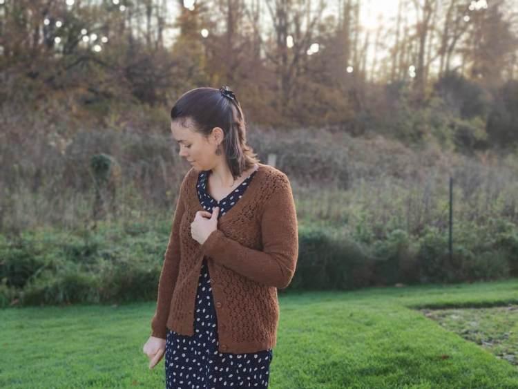 Ma tenue favorite de l'automne- Tenue handmaid