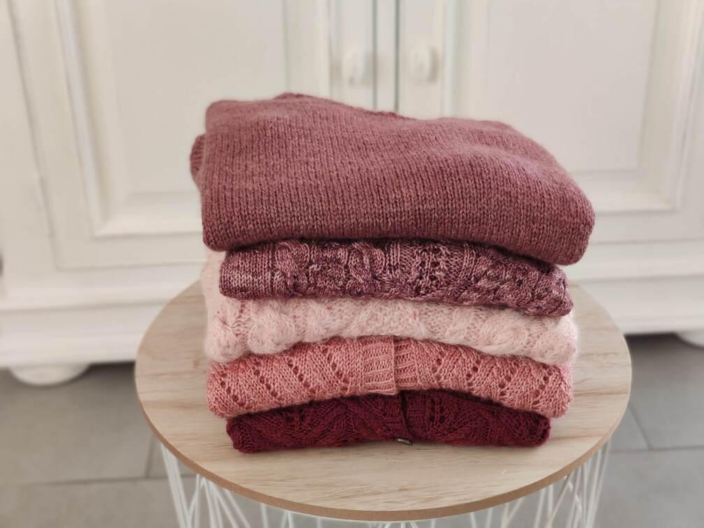 Patrons de tricot - Maloraé Designs