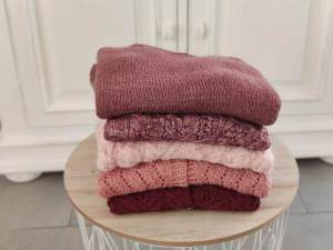 Joli tricot - Maloraé Designs