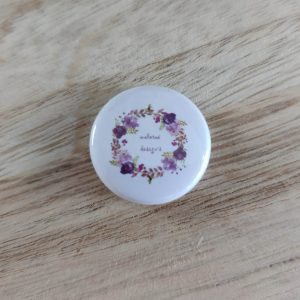 Badge Maloraé Designs