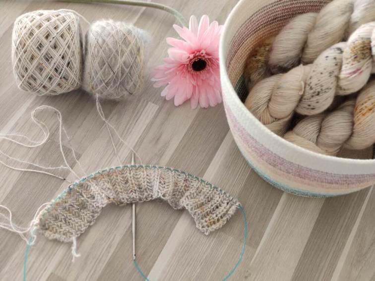 Collaborations tricot - LITLG- Maloraé Designs