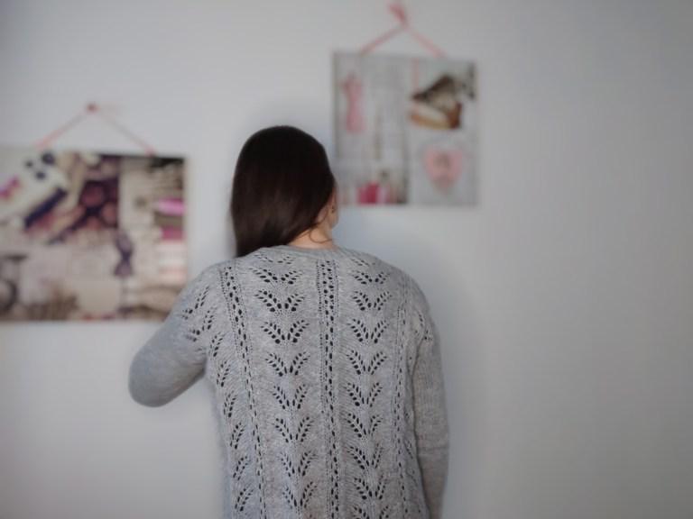 Gilet Fougère - Basique et - Maloraé Designs