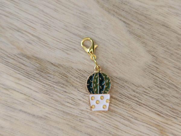 Progress keeper - Cactus - Accessoires tricot - Maloraé Designs