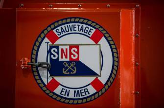 Jérome le mécanicien SNSM Saint-Malo
