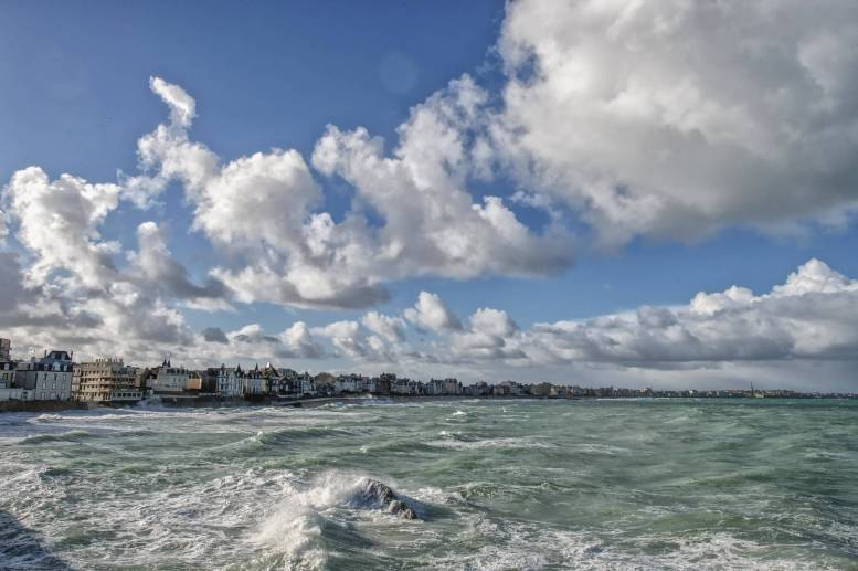 Les Grandes Marées Saint-Malo Samedi 21 Février 2015