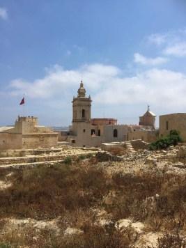 Victoria in Gozo(ゴゾ島の中心地、ビクトリア)