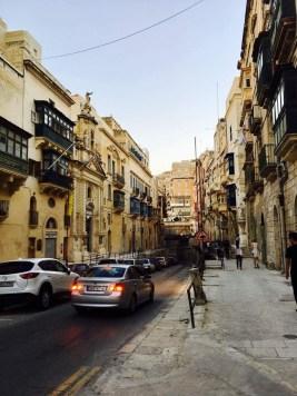 Valletta(ヴァレッタの街並み)