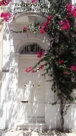 マルタの街並み 一軒家のドア