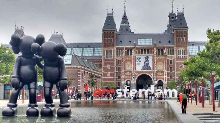 オランダ-アムステルダム