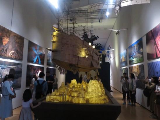 Studio Ghibli Exhibition11