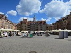 ワルシャワ歴史地区10