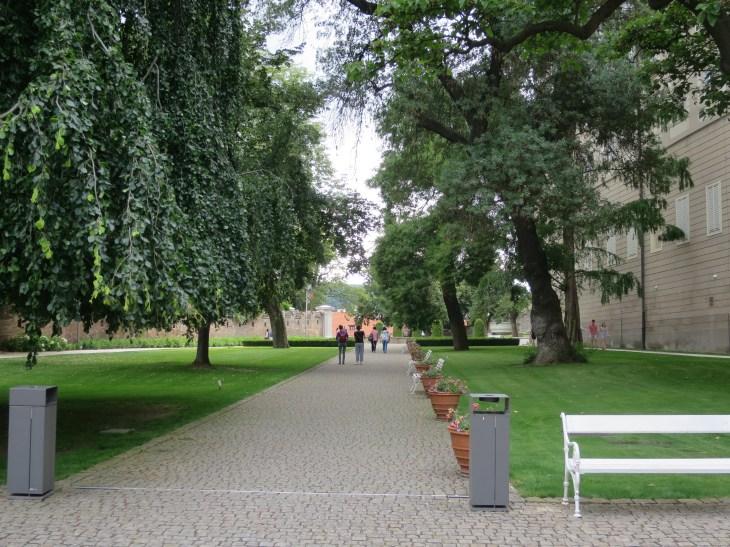 プラハ城内9