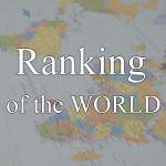 世界の国別平均身長ランキングー日本は男性が35位、女性が58位
