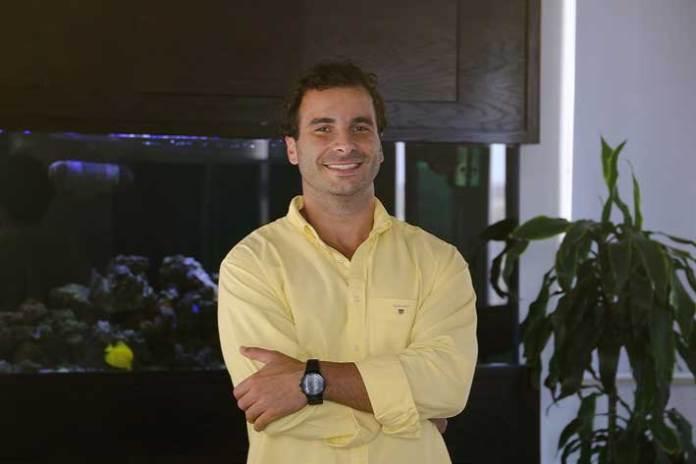eCabs CEO, Matthew Bezzina
