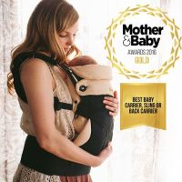 A comparison of the different Ergobaby models available on MaltamumShop