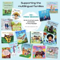 Meet the authors behind the 6-month-long collaborative campaign to support multilingual families!