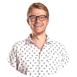 Spencer Alexander - Digital Marketing Consultant - Portrait