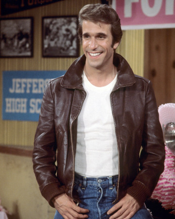 The Fonz Photo Credit: fanpop.com