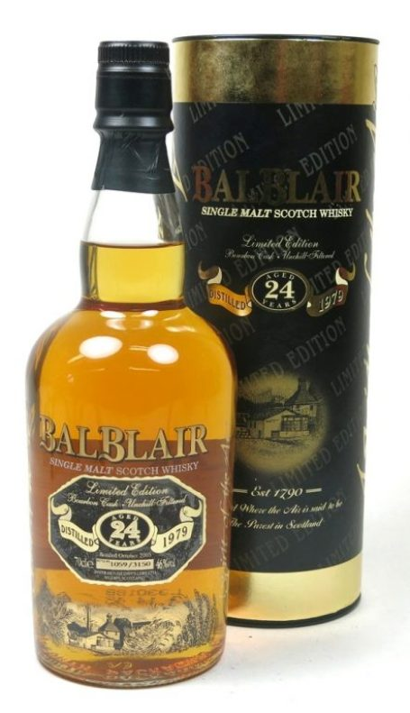 Photo Credit: whiskyauctioneer.com