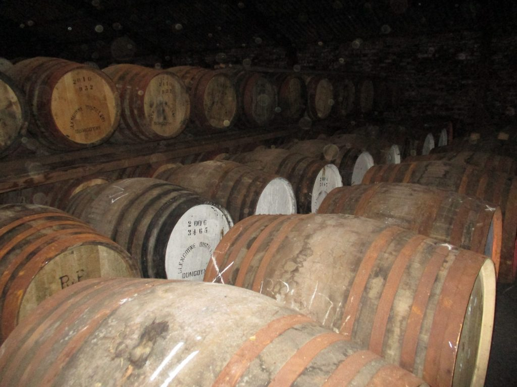 Glengoyn's Slumbering Beauties.... © Malt and Oak